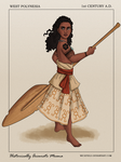 Historically Accurate Moana