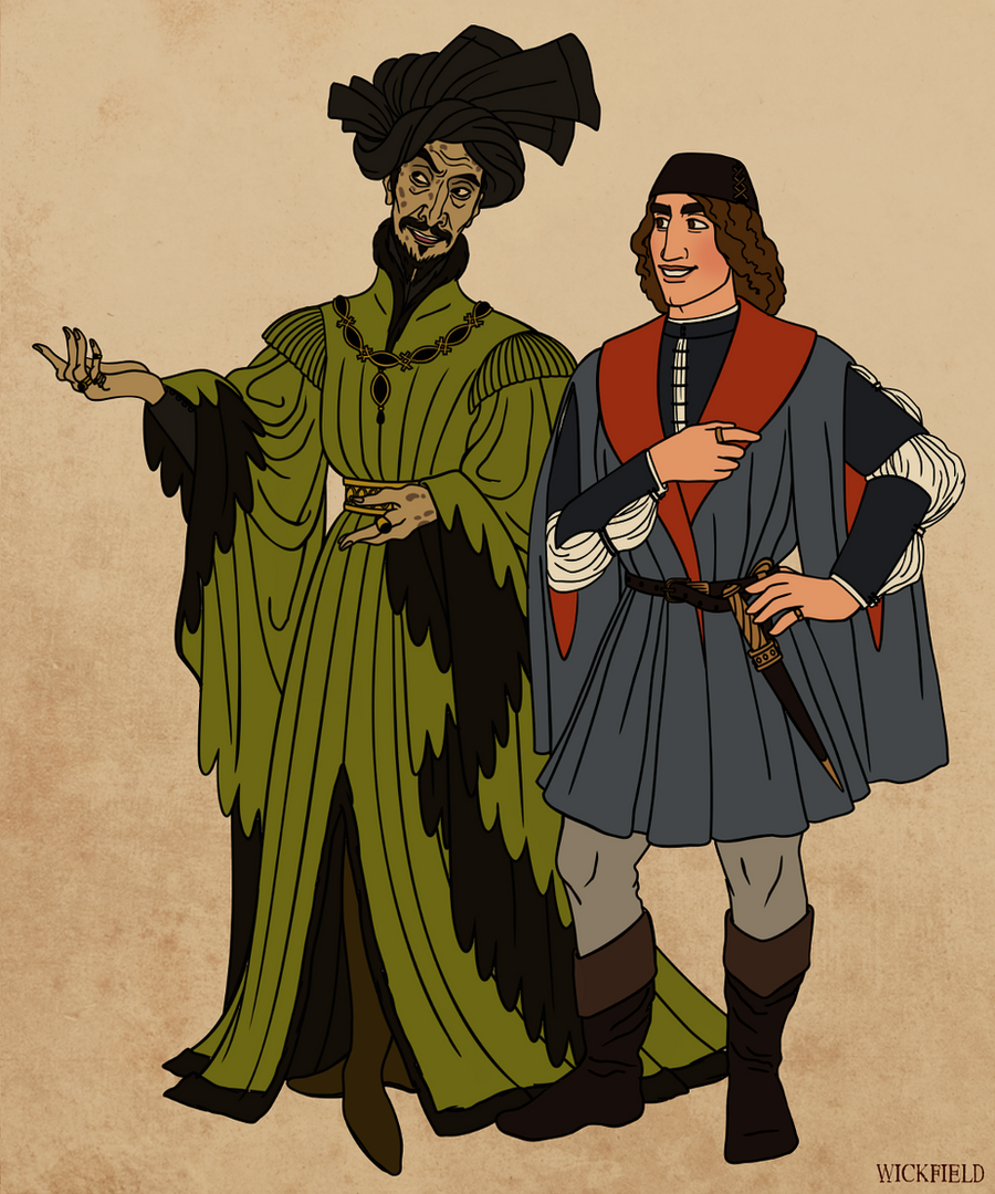 Fooled 1499: Fiorvante and Leo by Wickfield
