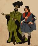 Fooled 1499: Fiorvante and Leo