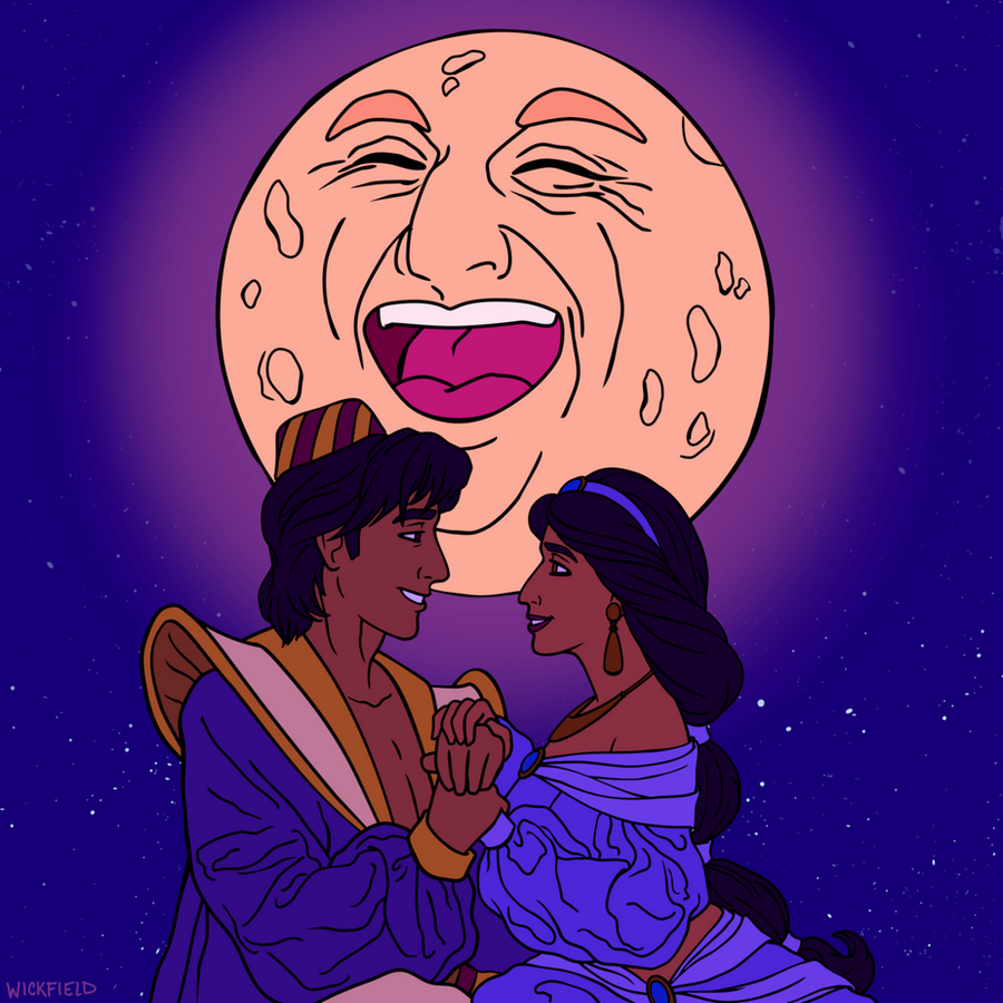 Classic Disney Movies Collab: Aladdin (#31) by Wickfield