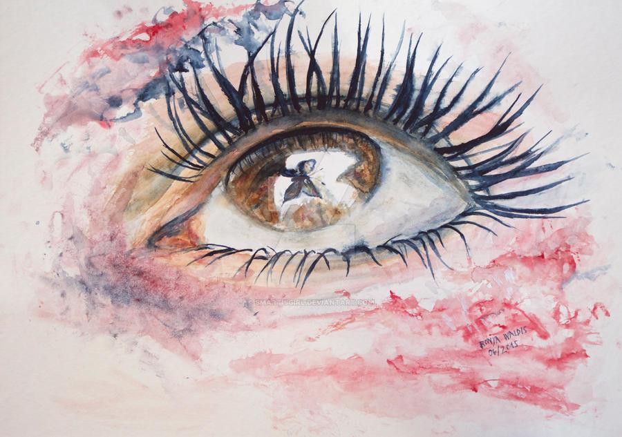 Eye 10 by smartisgirl