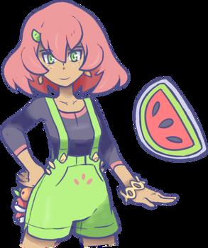 Gym Leader - Melonie
