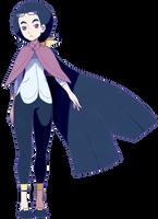 Gym Leader - Morgana by torqupine