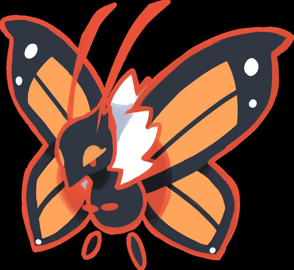 monarch butterfly by torqupine on deviantart