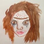Self-Portrait by MeredyxD