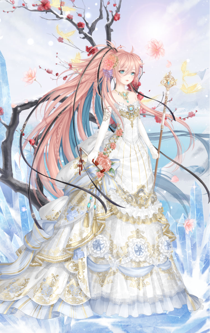 Love Nikki Charaoutfit 258 by MoonAngelAlicia1995