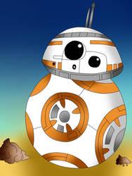 Star Wars  BB-8 by MoonAngelAlicia1995