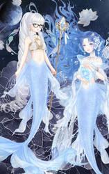 Love Nikki Charaoutfit 313 -Mermaids- by MoonAngelAlicia1995