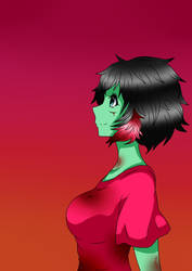 Rurijo Zombie by MoonAngelAlicia1995