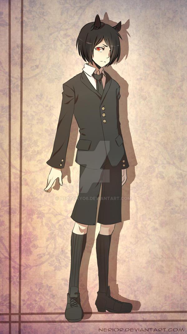 Character Design 13 - Tolya Viz - by Neotokyo6