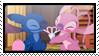 Stitch+Angel stamp by stitchfriend1