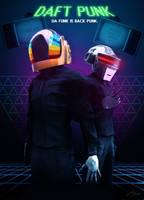 Daft Punk by TronixGFX