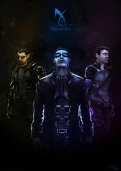Deus Ex: Protagonists
