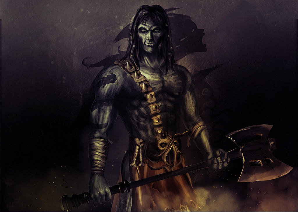 Nameless One - Planescape Torment by TronixGFX on DeviantArt