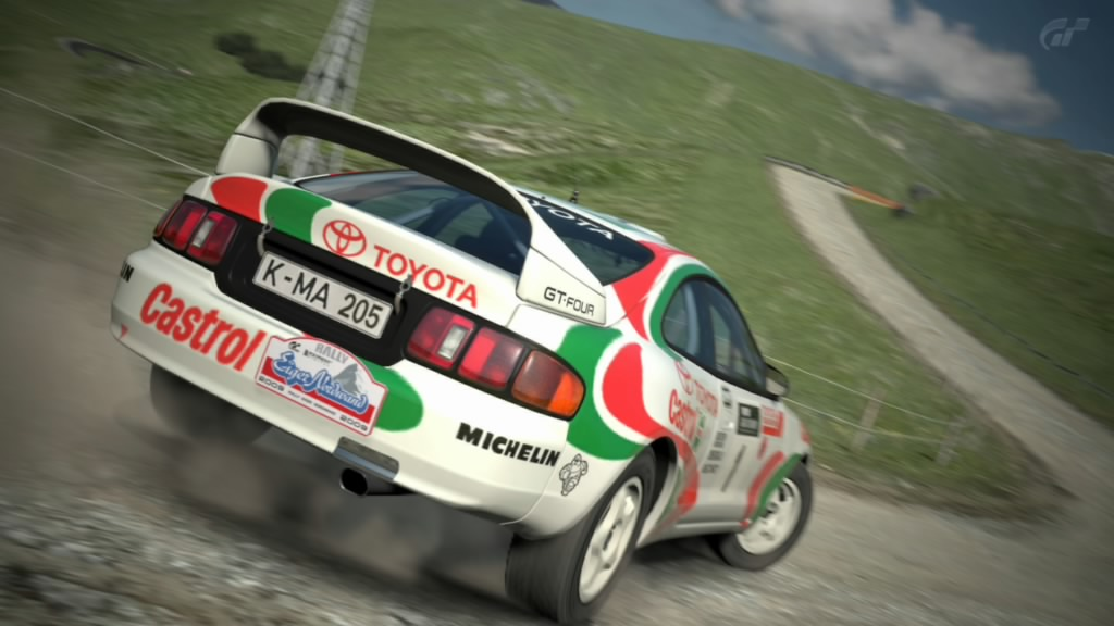 GT5- Toyota Celica Rally Car by Paranoid1234567 on DeviantArt