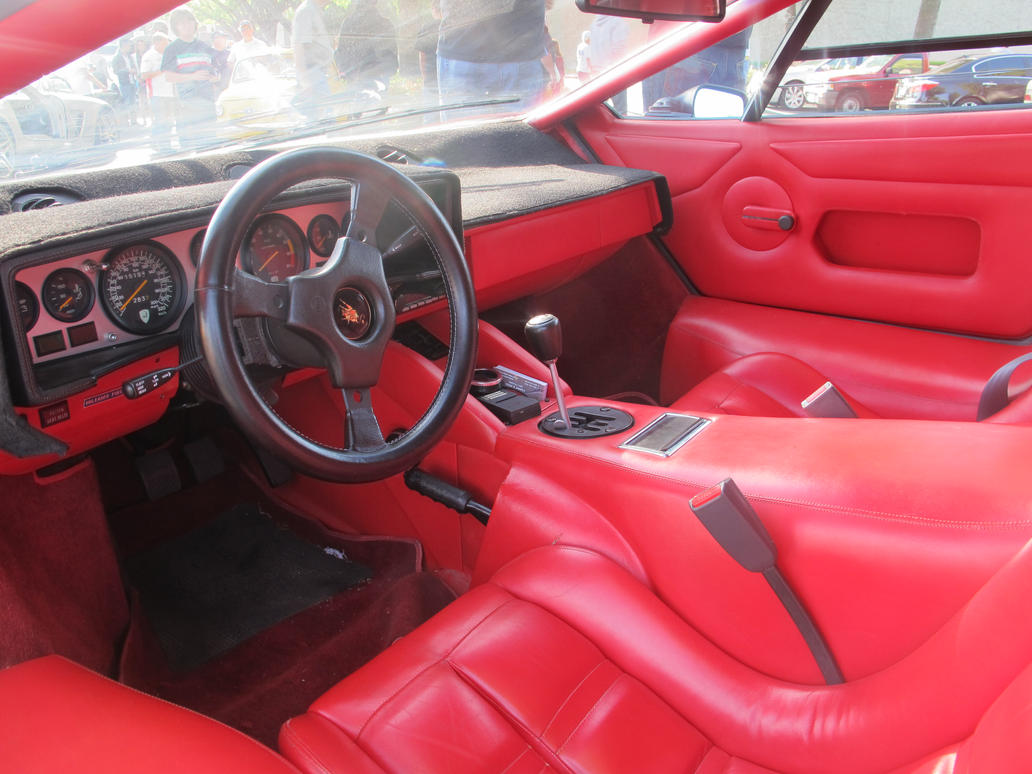 Lamborghini Countach Interior By Paranoid1234567 ...
