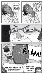 Wormwood and Clover humans! (Page comic) by Gini-Gini