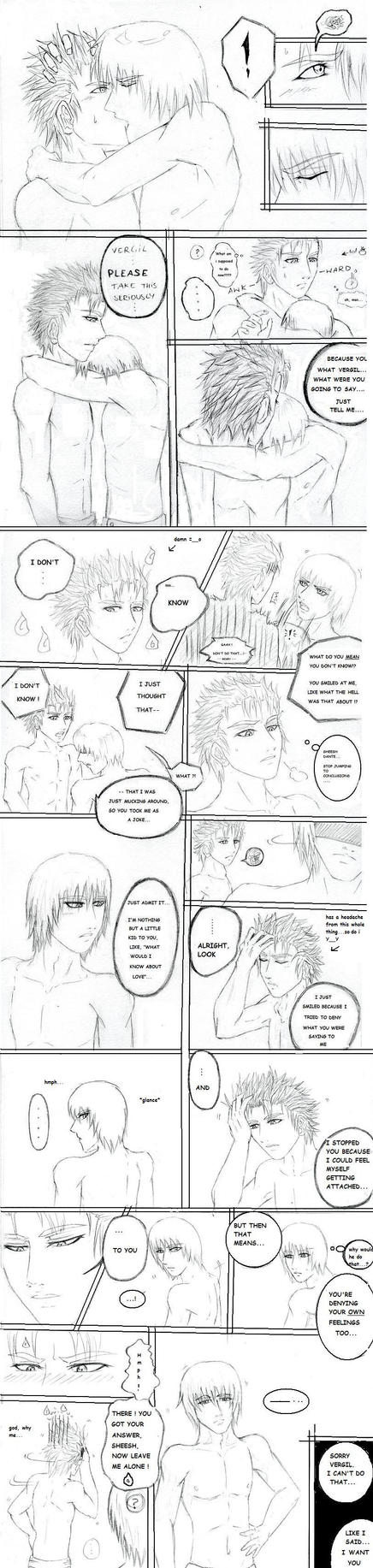 All i wanted pgs 6,7,8-DxV- by Silent-Neutral