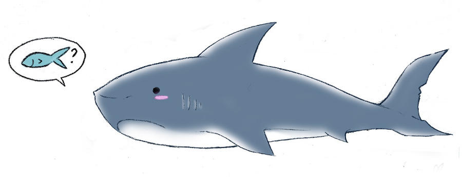Sharks are adorable by Silent-Neutral
