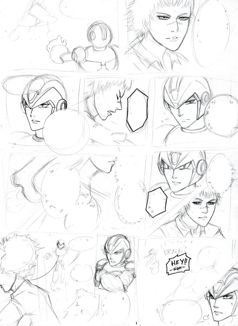 CapcomUniverse page12 (WIP) by Silent-Neutral