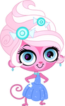 Minka In A Dress