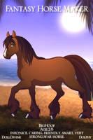 Doll Divine-Fantasy-Horse-Maker by Haxrous990