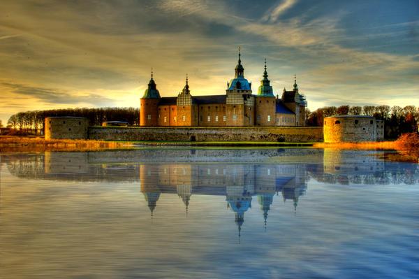 Kalmar Slott by geeson