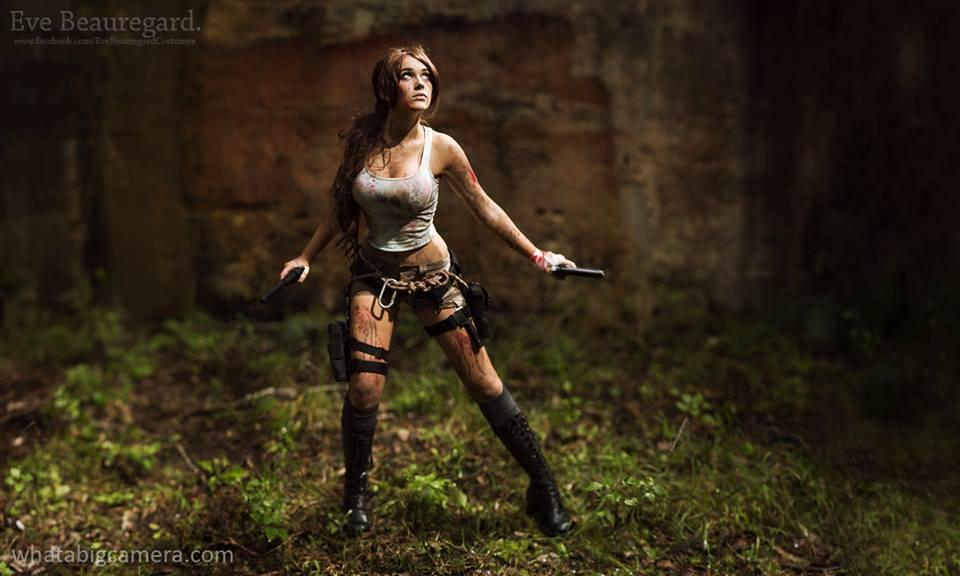 Tomb Raider by EveBeauregard