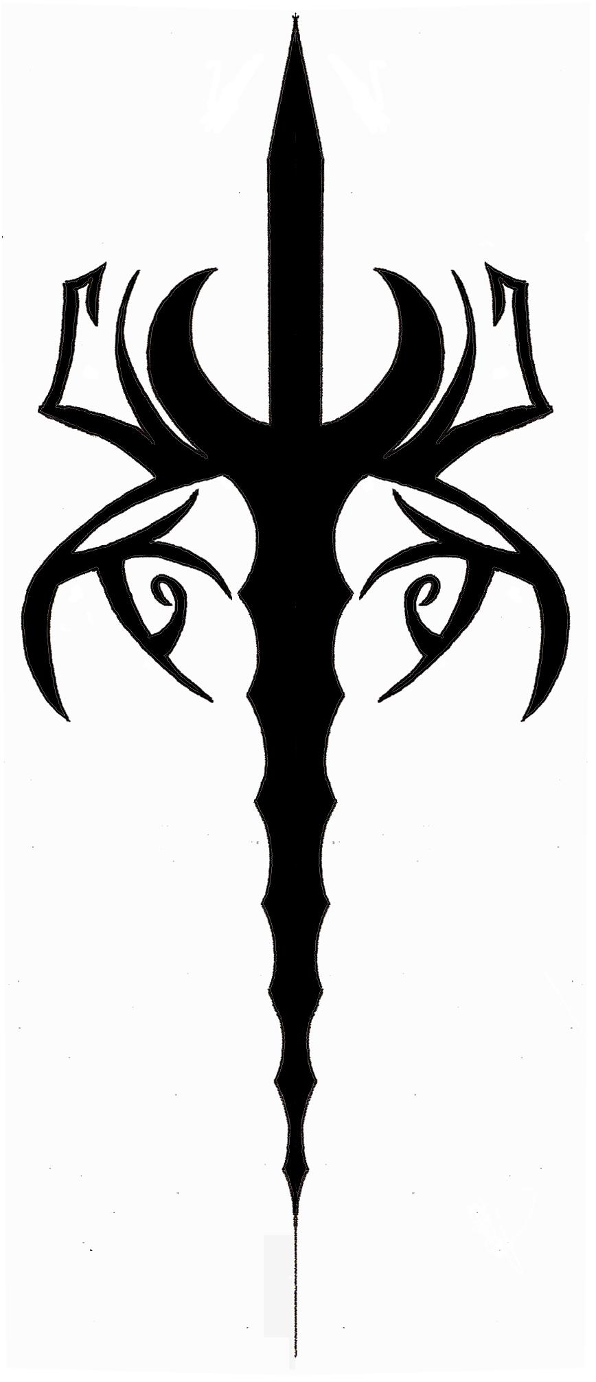 Dagger - Band's logo