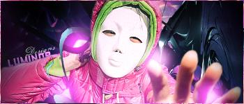 Mask Ilumination Sig by LuminorDesigns