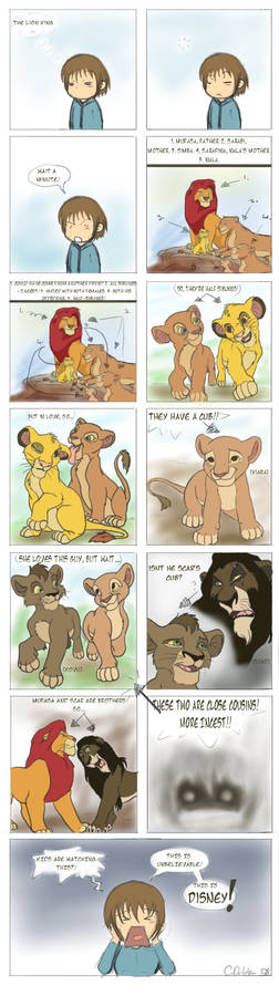Lion King -the omg factor-