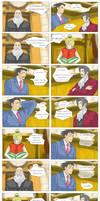 +Phoenix Wright+ -Comic-