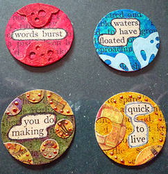Altered Text Rinchies