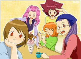 Girls Day Out by Shubee