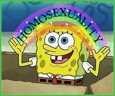 Spongebob's Hidden Message... by Falomeyer on DeviantArt
