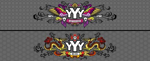 My Logo by skullyan