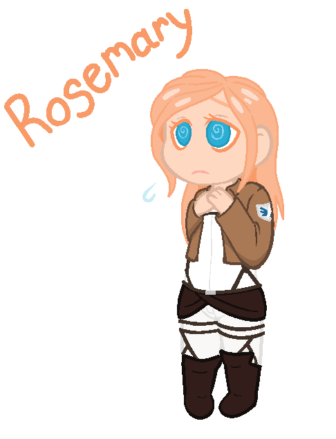Chibi Theater Commission: Rosemary by LilMonsterGurl