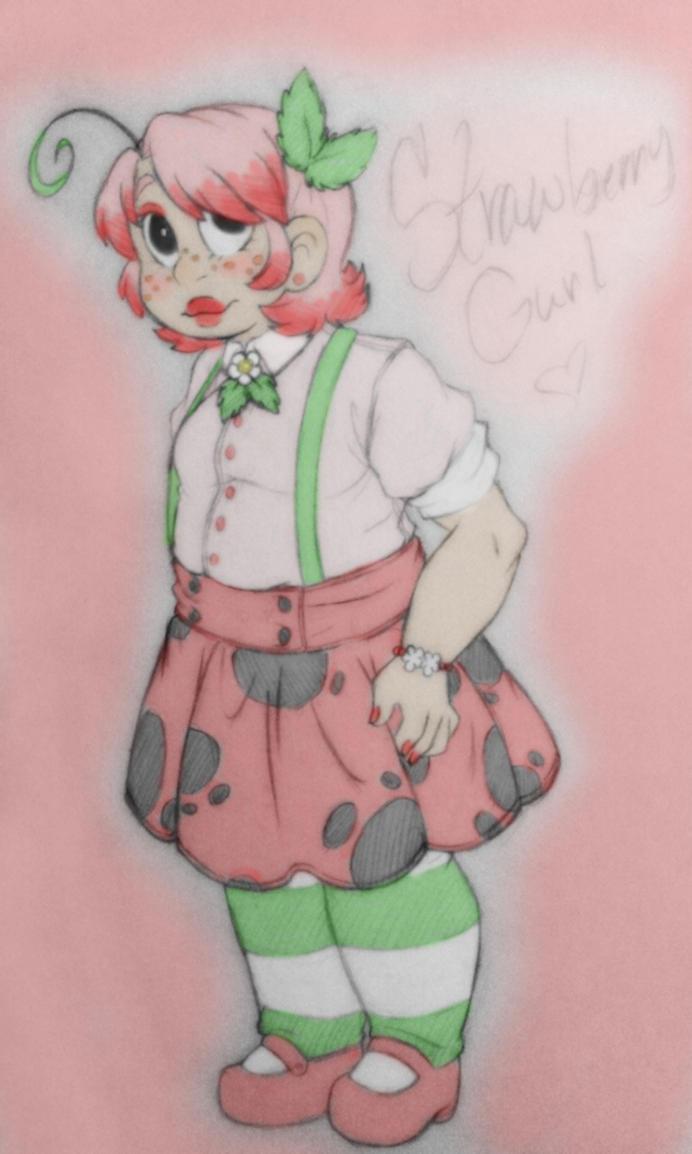 StrawberryGurl by LilMonsterGurl
