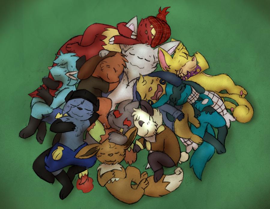 Snugged by Chai-Fox