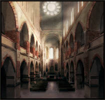 The Church III by Psotek