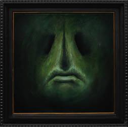 The Elder - Original Canvas