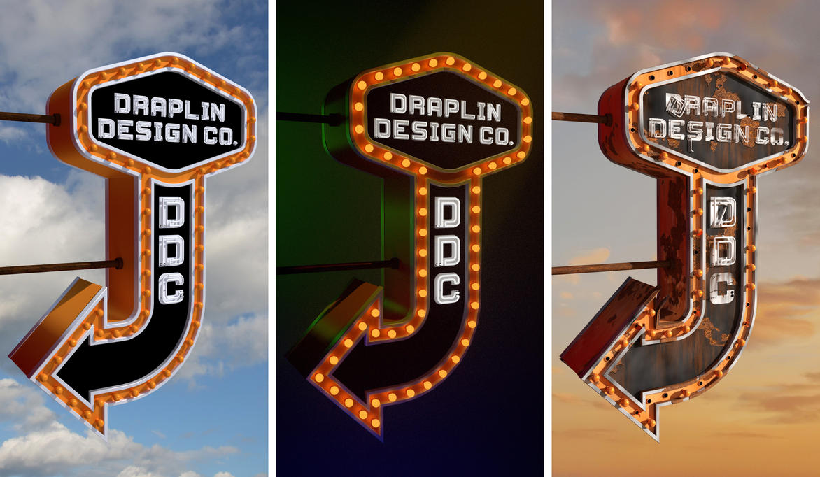 N3 - Draplin Design Co. by jengartist