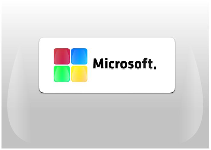 Microsoft Logo Re Design By Itsjamesy On Deviantart