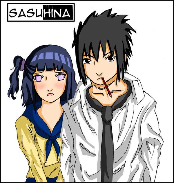 Sasuke Wakes Up By Uendy On Deviantart: SasuHina Elementary Schoolers? By XCluBearx On DeviantArt