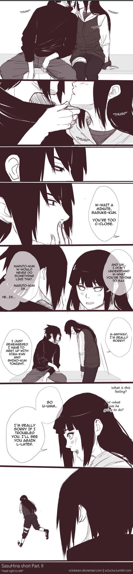 SasuHina Short Doujinshi - [Part II] by xCluBearx
