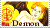 Demon Stamp II by RowanLewgalon