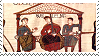 Bayeux Stamp I by RowanLewgalon
