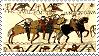 Bayeux Stamp II by RowanLewgalon