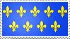 Capet Stamp