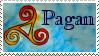 Pagan Stamp by RowanLewgalon